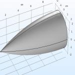 آشنایی با محیط طراحی هندسه در کامسول