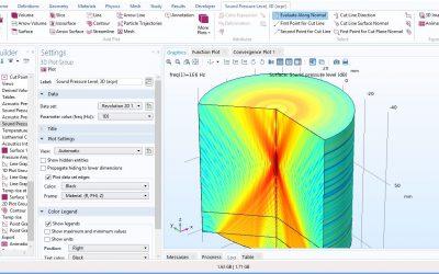 مدل سازی گرمایش بافت آزمایشگاهی به وسیله امواج فراصوتی در نرم افزار COMSOL